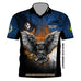 DED Technical Shirt for Eemann Tech: IPSC Belarus Club - BOAR, BUFFALO, OWL