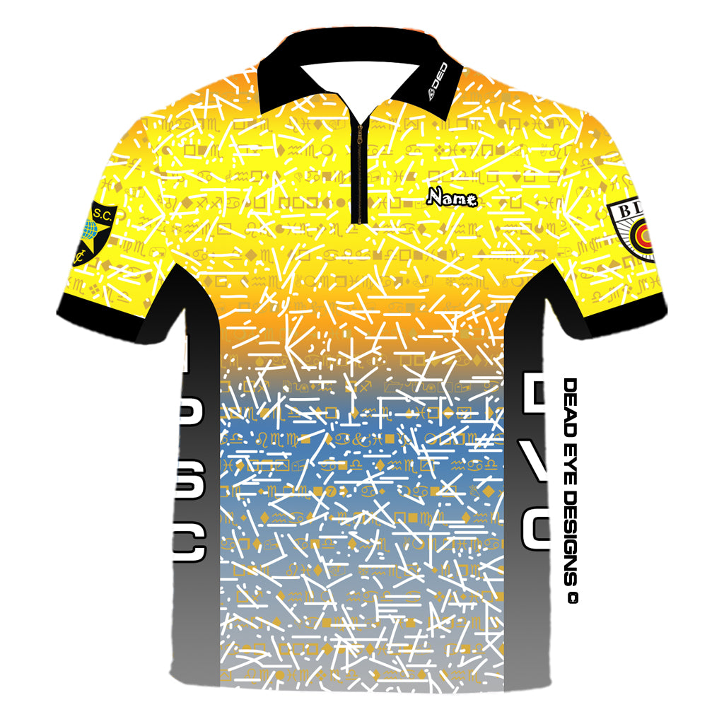 DED Technical Frontera Masters Tenerife 2020 T-shirt