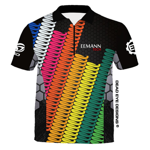 DED Technical Shirt for Eemann Tech: Eemann Tech Competition Spring