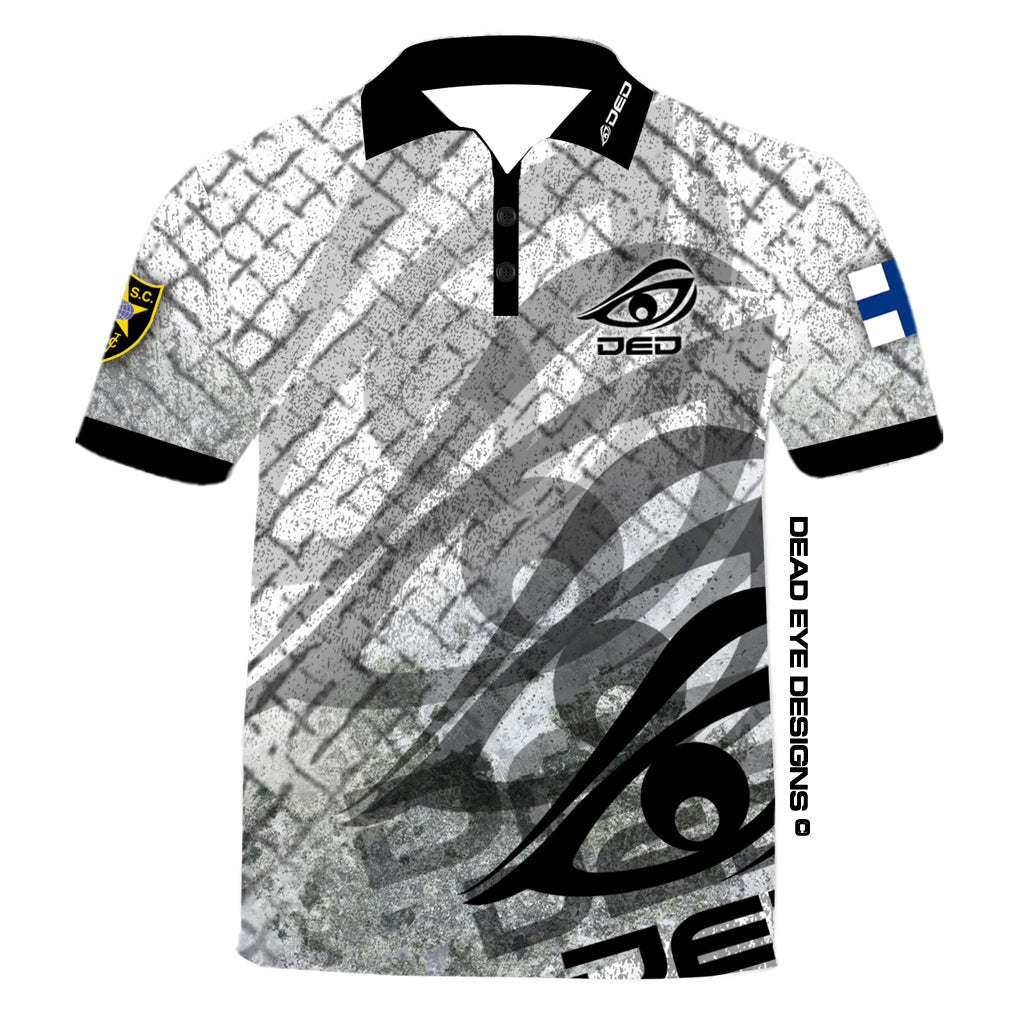 DED Technical Shirt: Eye Shadow