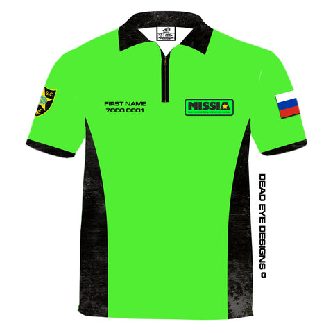 DED Technical Shirt for Eemann Tech: Missia Instructor Shirt Version 1.0