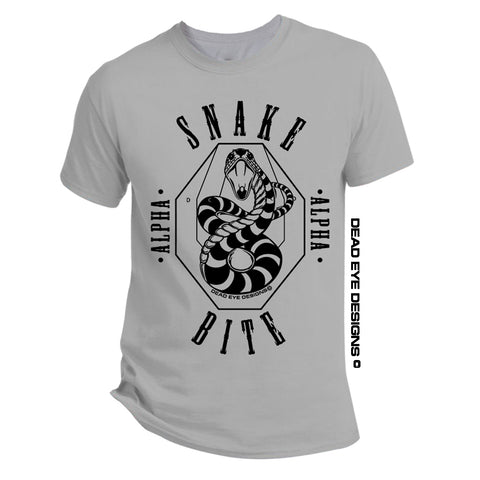 DED Custom IPSC Snake Bite Short Sleeve T-Shirt
