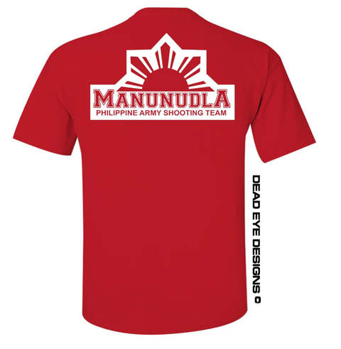 DED Collaboration Manunudla Half Logo Short Sleeve T-Shirt