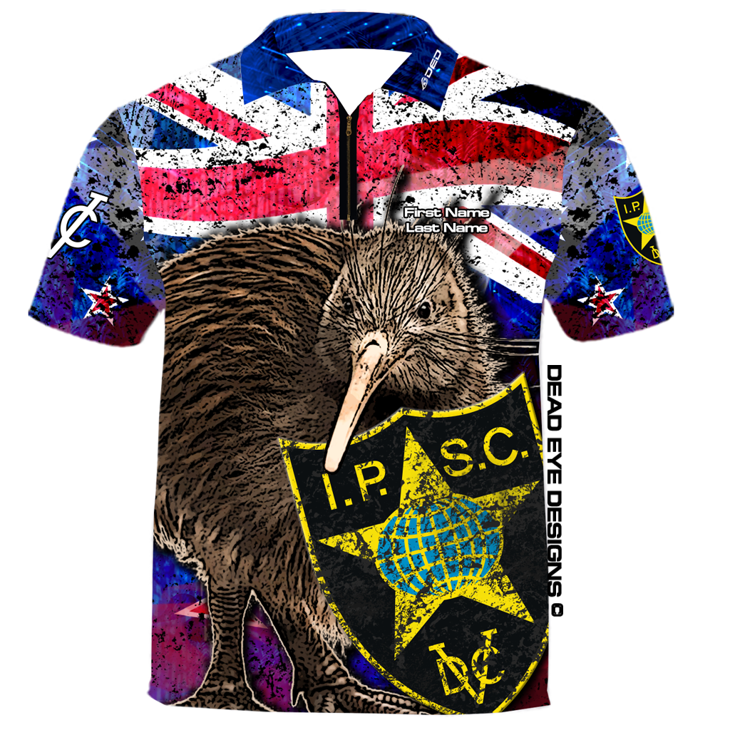 DED Technical Shirt: DVC New Zealand