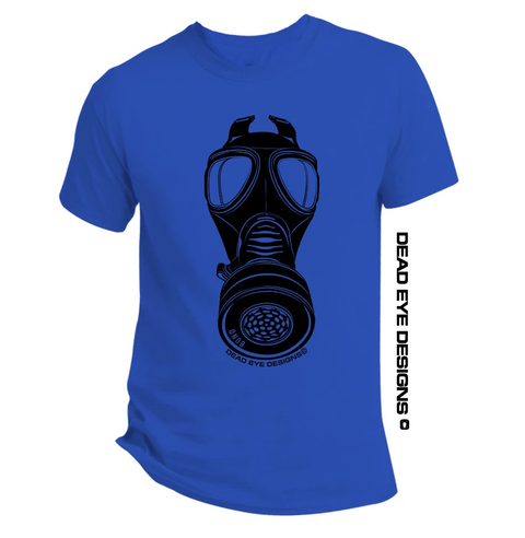 DED Custom Preppie Gas Mask V3 Short Sleeve T-Shirt