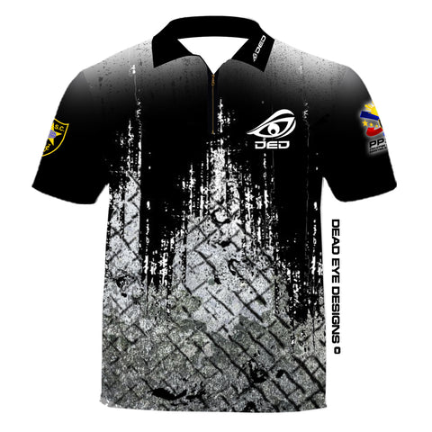 DED Technical Shirt: PPSA Black