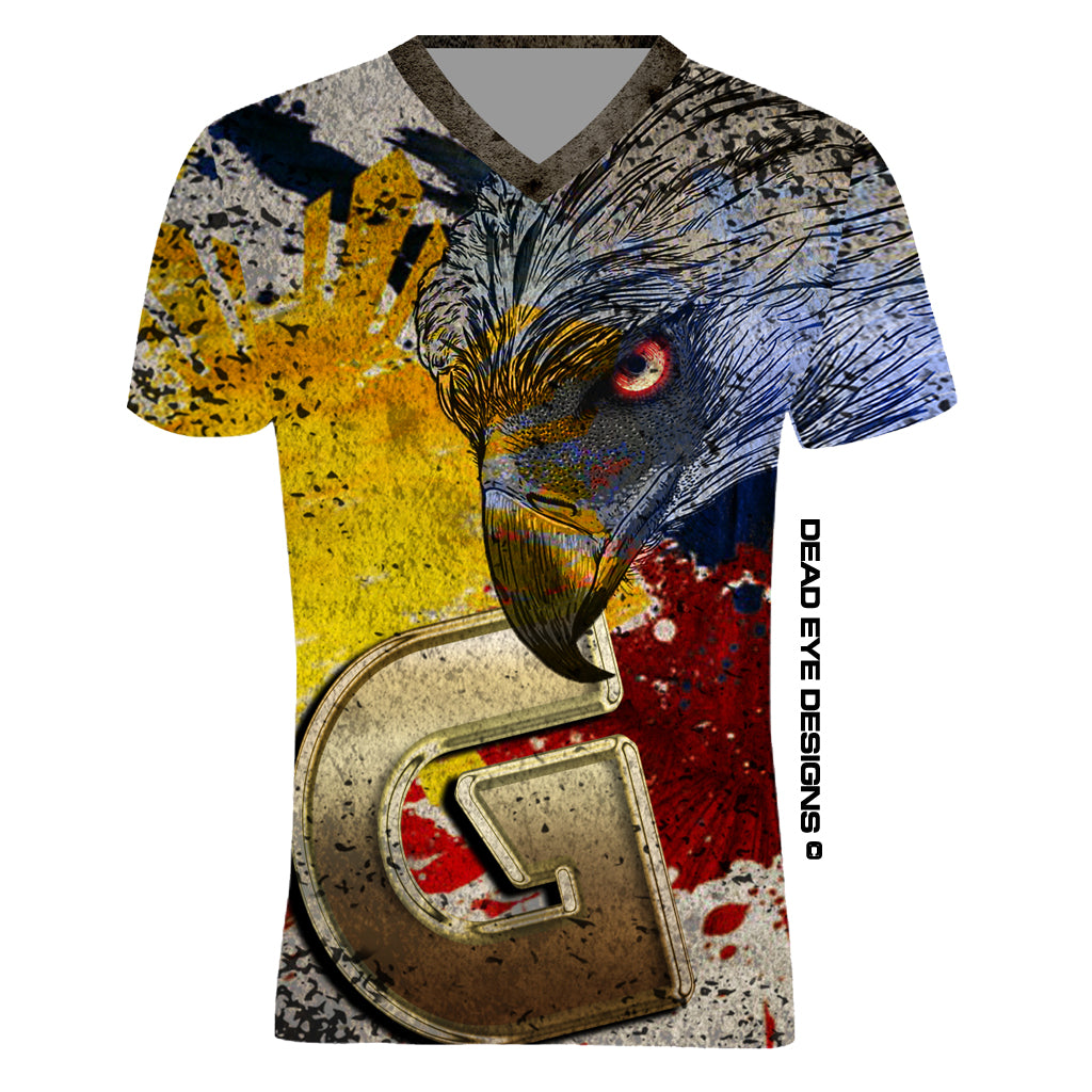 DED Technical Shirt: Philippine Eagle