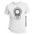 DED Pistol Face 1911 Short Sleeve T-Shirt