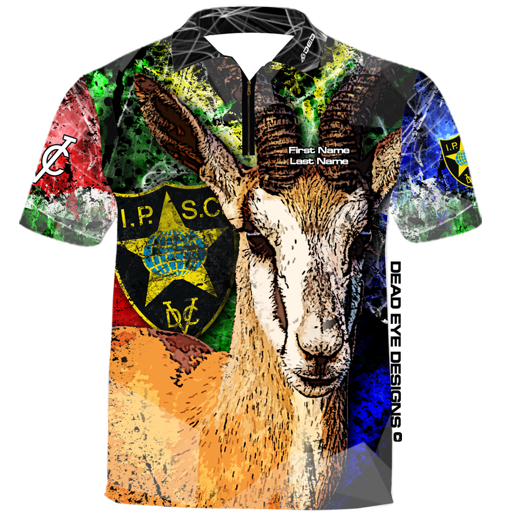 DED Technical Shirt: DVC South Africa