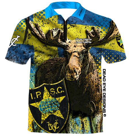 DED Technical Shirt: DVC Sweden