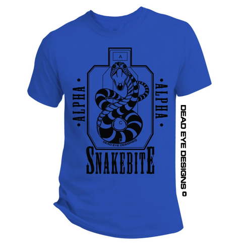 DED Custom USPSA SNAKEBITE Short Sleeve T-Shirt