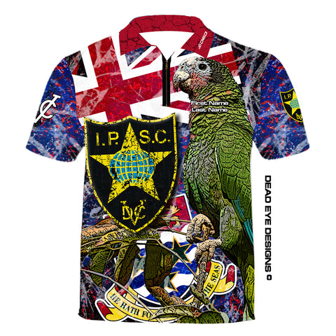 DED Technical Shirt: DVC Cayman Islands