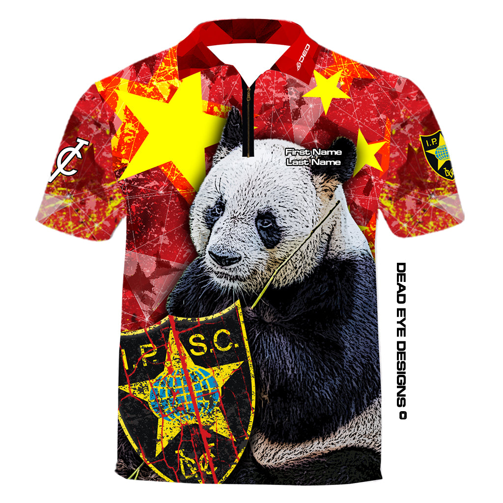 DED Technical Shirt: DVC China