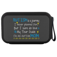 Autism Is Journey I Never Planned Wireless Bluetooth Speaker Thumpah