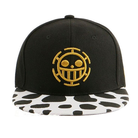 One Piece Baseball Hat Snapback