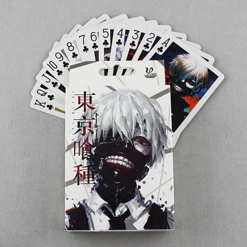 Tokyo Ghoul Poker Cards
