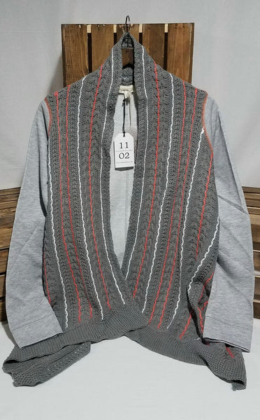 Knit Cardigan, Top - Eleven Oh Two