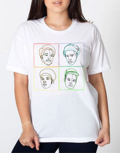 ATCQ A Tribe Called Quest T-Shirt (Print on Demand)