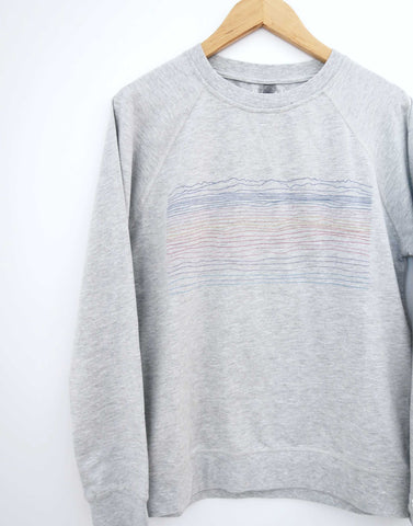 Cascades at Sunrise Sweatshirt