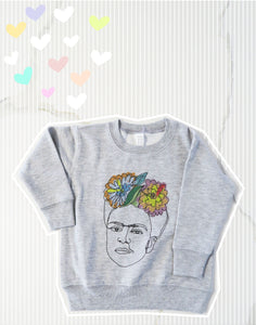 Viva La Frida Kids Sweatshirt