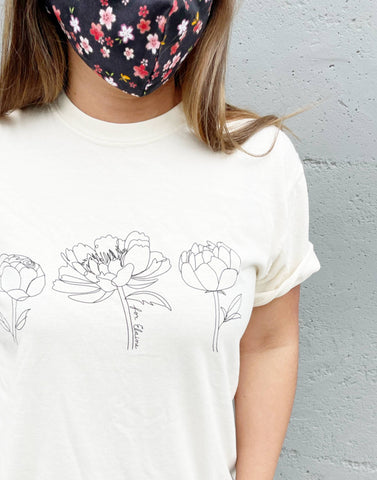 Pre-Order:  Flowers for Elaine T-Shirt