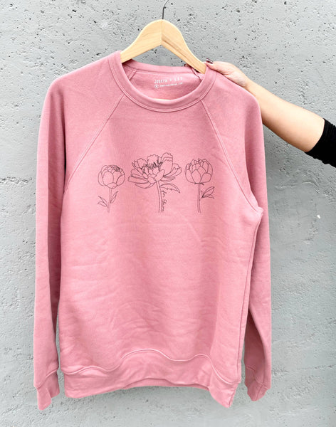 Pre-Order: Flowers for Elaine Sweater