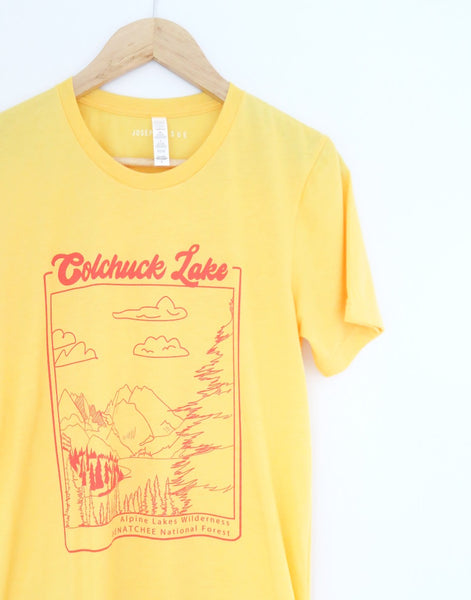 Colchuck Lake T-Shirt