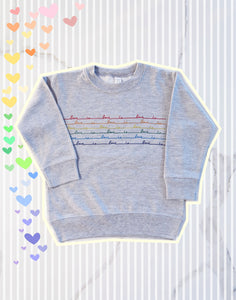 Love is Love Kids Sweatshirt