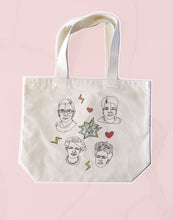 Making History Tote Bag