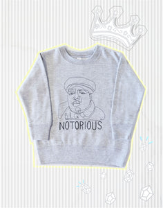 Notorious Kids Sweatshirt