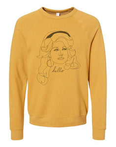 Hello Dolly Adult Sweater