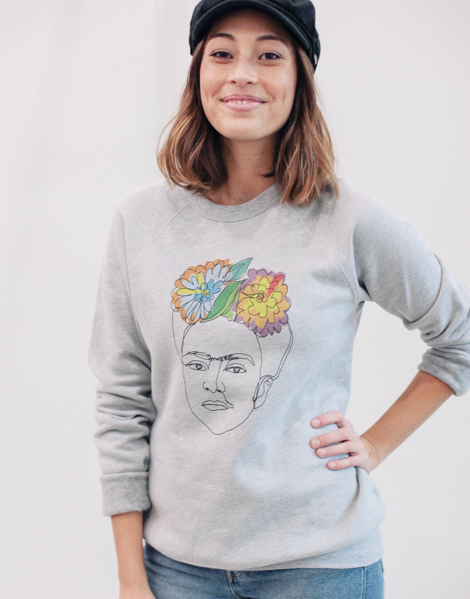 Viva La Frida Sweater