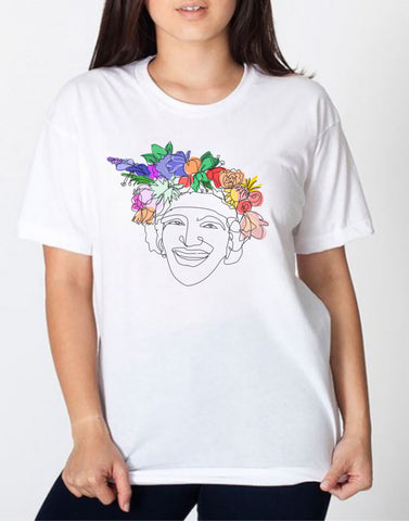 Flowers for Marsha T-Shirt