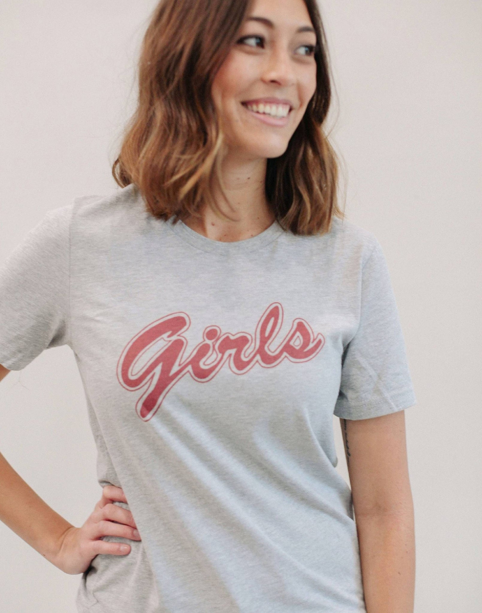 """Girls"" Athletics T-Shirt"