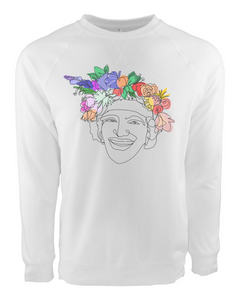 Flowers for Marsha Lightweight Sweatshirt