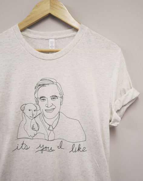 Neighbor Mr. Rogers Tribute T-Shirt