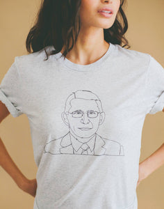 Fauci and Science T-Shirt