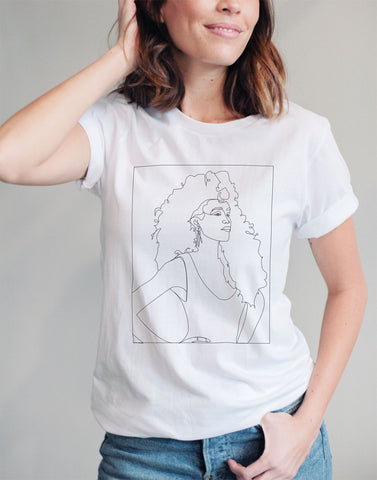 Whitney Sings T-Shirt