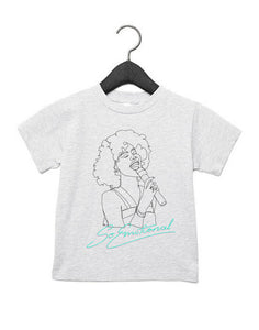 Whitney Sings Kids T-Shirt