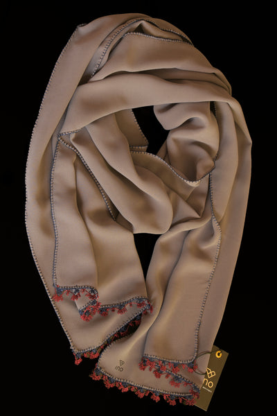 GiGi Collection silk scarf