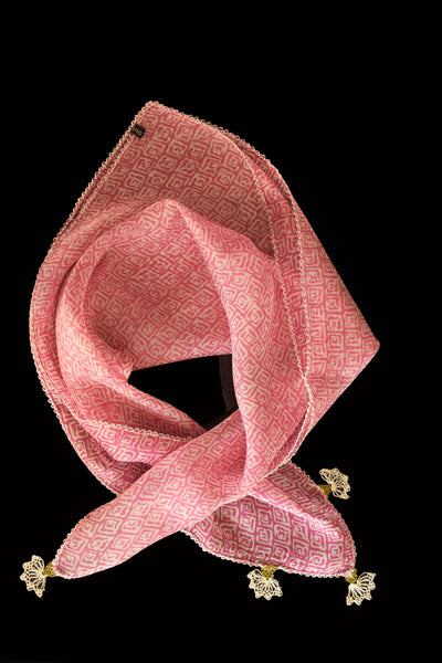 GiGi Collection Silk Neck Scarf