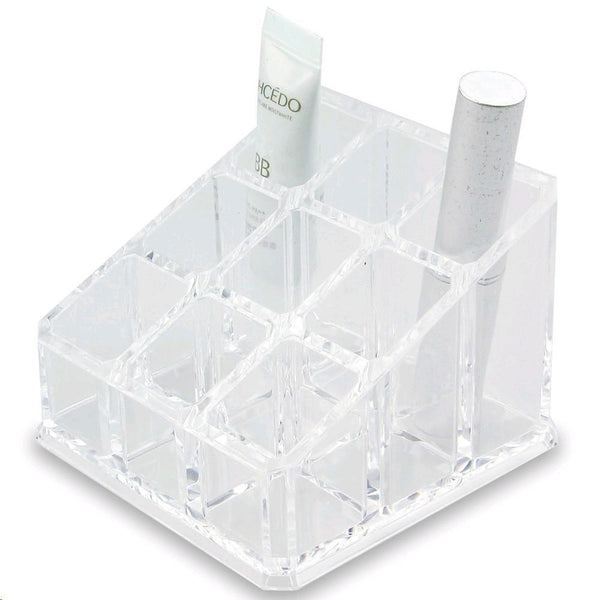 Ikee Design® Acrylic Lipstick Organizer with 9 Slots