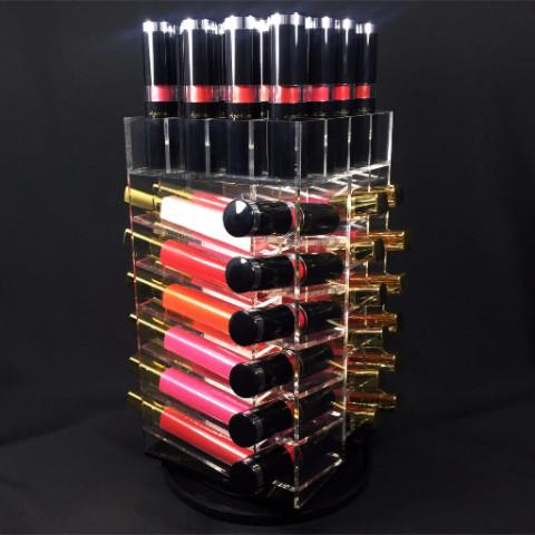 ... Ikee Design® Acrylic Rotating Lipstick Holder Lipglosses Organizer ... 25e5d8aa8