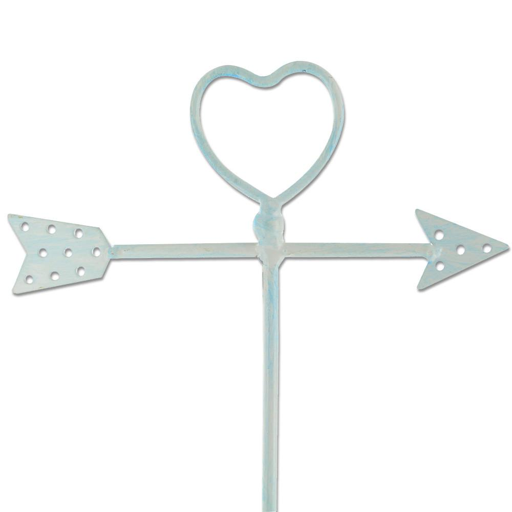 Ikee Design®Metal Arrows Jewelry Display Jewelry Stand Organizer for Necklace, Bracelet, Earrings, Ring