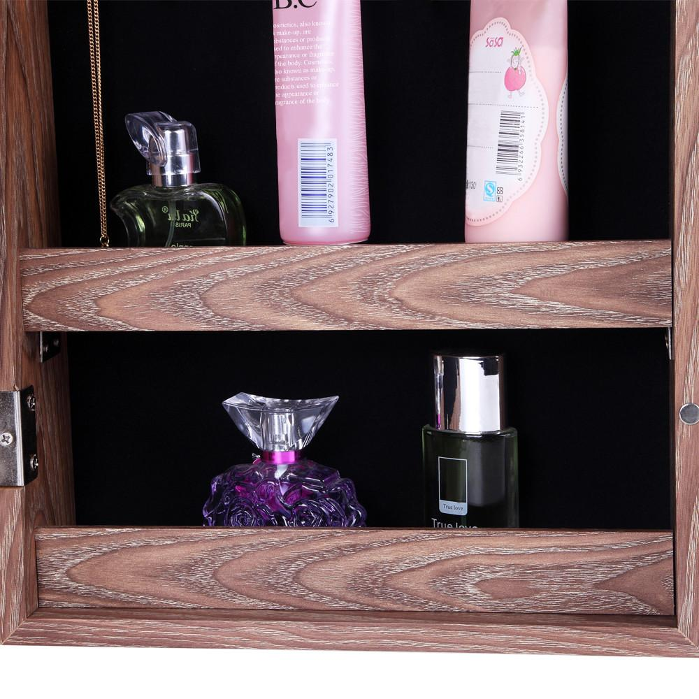 Ikee Design®Photo Frames Jewelry Armoire Cosmetic Storage Pictures