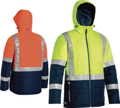 Work Jackets and vests