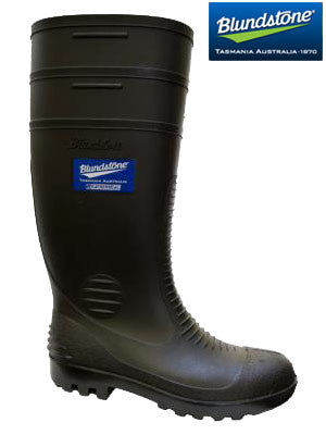 blundstone black weatherseal boot