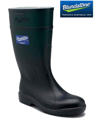 blundstone green chemgard boot