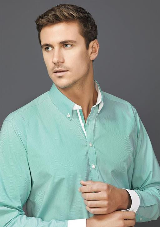 fifth avenue mens long sleeve shirt