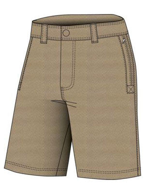 gorge 5374 fine cotton twill - short